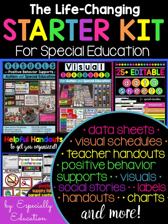 The Life-Changing Bundle for Special Education