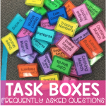 FAQ: Task Boxes