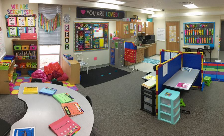 Lakeshore Classroom Design Tool ~ Lakeshore learning products in the special education classroom
