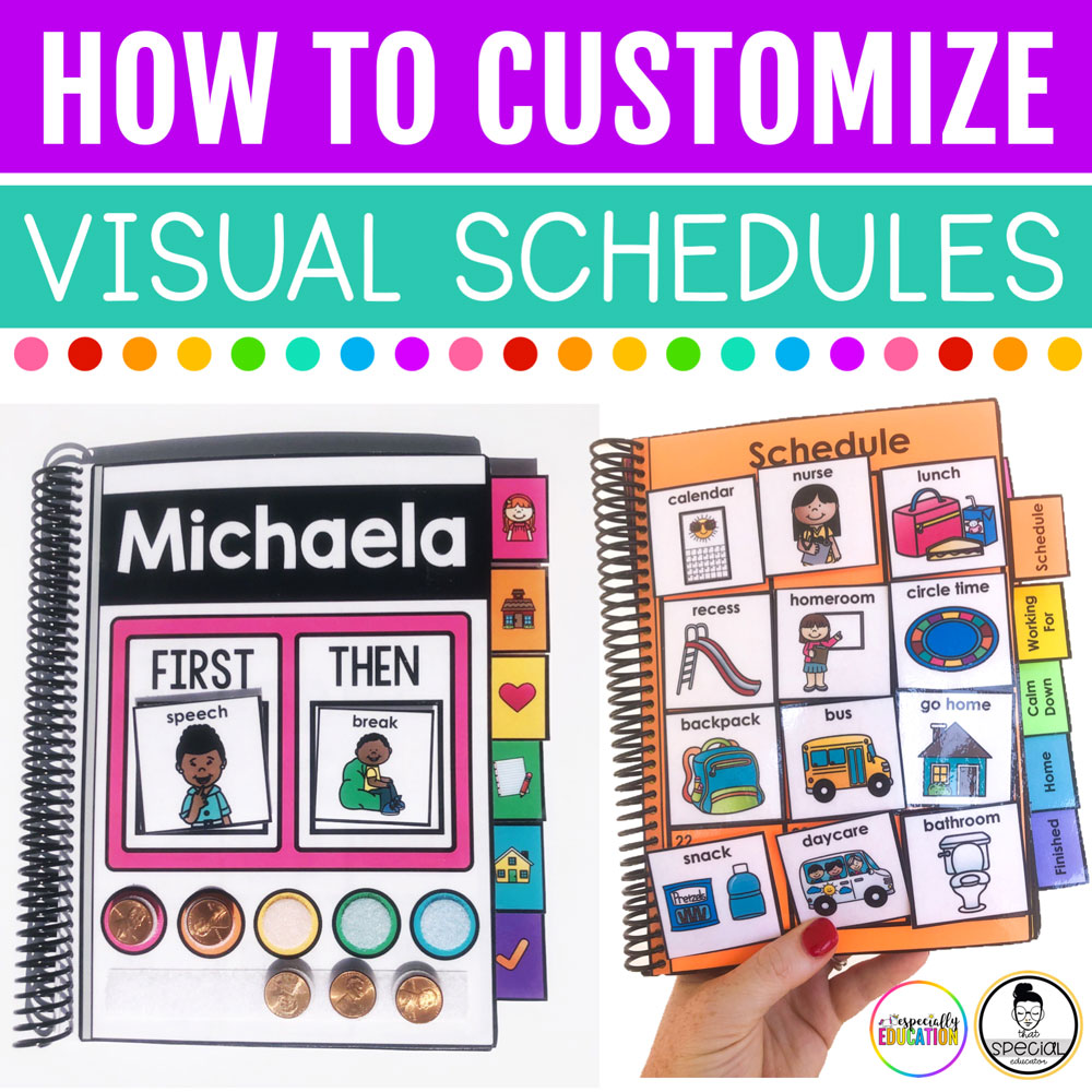 Customizing-Visual-Schedules-in-the-Classroom